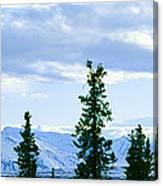 Mount Mckinley, Alaska Canvas Print