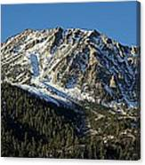 Mount Tom Canvas Print