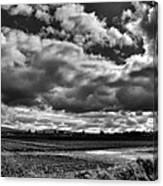 Mount Vernon Farmland - Washington State Canvas Print