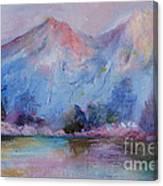 Mountain Vista 2 Canvas Print