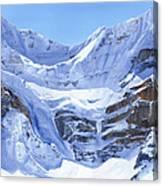 Mt Patterson Canvas Print