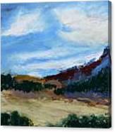 Mt. Si Canvas Print