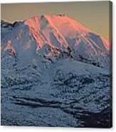 Mt. St. Helens Sunset Canvas Print