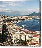 Naples Canvas Print
