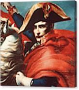 Napoleon Bonaparte (1769-1821) Canvas Print
