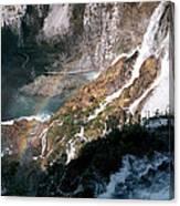 National Park Plitvice Canvas Print