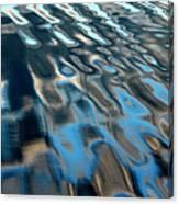 Natural Water Abstract Canvas Print