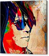 Neil Young Collection Canvas Print
