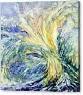 Neptune's Gold  Canvas Print