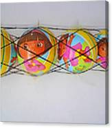 Net Balls Canvas Print