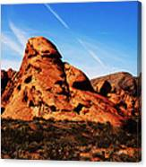Nevada - Valley Of Fire Canvas Print