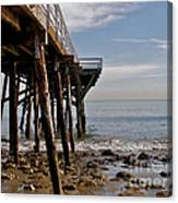 New Photographic Art Print For Sale Paradise Cove  Canvas Print