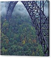 New River Gorge Bridge Canvas Print
