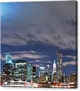 New York City Manhattan Panorama  Canvas Print