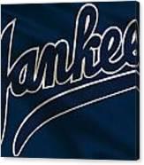 New York Yankees Derek Jeter 1 Canvas Print