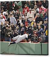 New York Yankees v Boston Red Sox Canvas Print