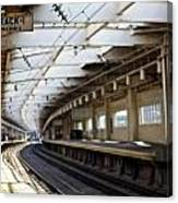 Newark. Canvas Print