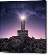 Night Watcher Canvas Print