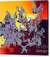 No. 698 Canvas Print