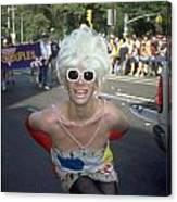 Nyc Gay Pride 2006 Canvas Print
