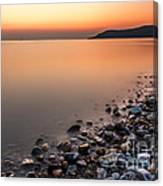 Ocean Sunset Canvas Print