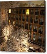 Oella Mill Canvas Print