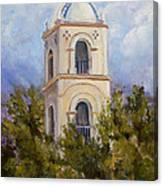 Ojai Post Office Tower II  2014 Canvas Print
