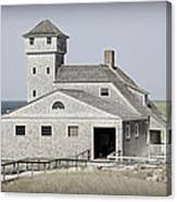 Old Harbor Lifesaving Station -- Cape Cod Canvas Print