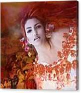 Orangina Canvas Print