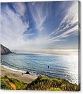 Oregon Coastline Canvas Print
