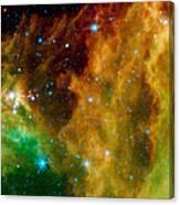 Orion-nebula Canvas Print