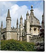 Oxford Spires Canvas Print