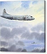 P-3 Orion Canvas Print