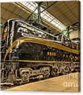 Pa Diesel Electric 4935 Canvas Print
