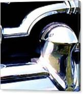 Packard Caribbean 1953 Canvas Print