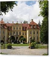 Palace Rammenau - Germany Canvas Print