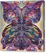 Papalotl Series 3 Canvas Print