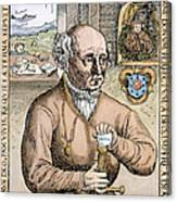 Paracelsus (1493-1541) Canvas Print