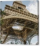 Paris: Eiffel Tower Canvas Print