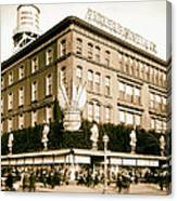 Parker Bridget And Company Department Store - Washington Dc 1921 Canvas Print