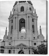 Pasadena City Hall, Pasadena California Canvas Print