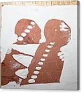 Paul - Tile Canvas Print
