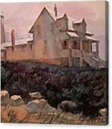 Pemaquid Canvas Print