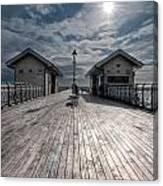 Penarth Pier 1 Canvas Print