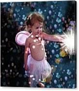 Fairy Magic Canvas Print