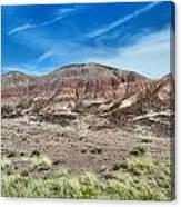 Petrified Forest National Park Canvas Print