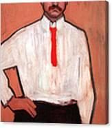 Picasso's Pedro Manach Canvas Print