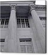 Pillars And Windows Canvas Print