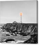 Point Arena Lighthouse Canvas Print