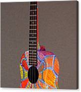 Pono Tenor Ukulele Canvas Print